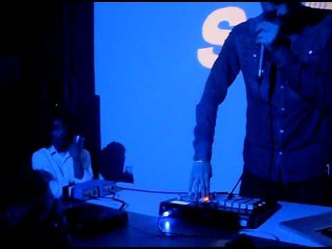 Nosaj Thing Live Audio-Visual Show @ Pattern Cutters Warehouse, London 20/10/10 Part.1 mp3