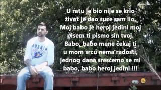 Mc Aldin feat. ADO&DINO - Moj babo je heroj (TEKST) HD