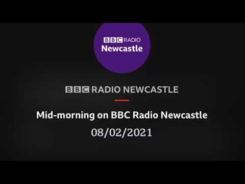 Shout Out on BBC Radio Newcastle about online learning and mental health during Lockdown by Lucy