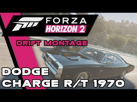 forza-horizon-2---drift-montage---dodge-charge-r/t-1970