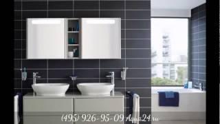 Обзор новинок мебели для ванной комнаты Roca от Aqua24.ru
