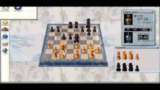 Chessmaster game vs Polgar