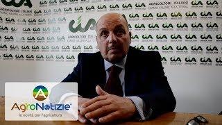 30 risposte per l'agricoltura italiana, parla Dino Scanavino