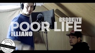 Brooklyn Ft. Illiano - Poor Life (Official Music Video) YSMG
