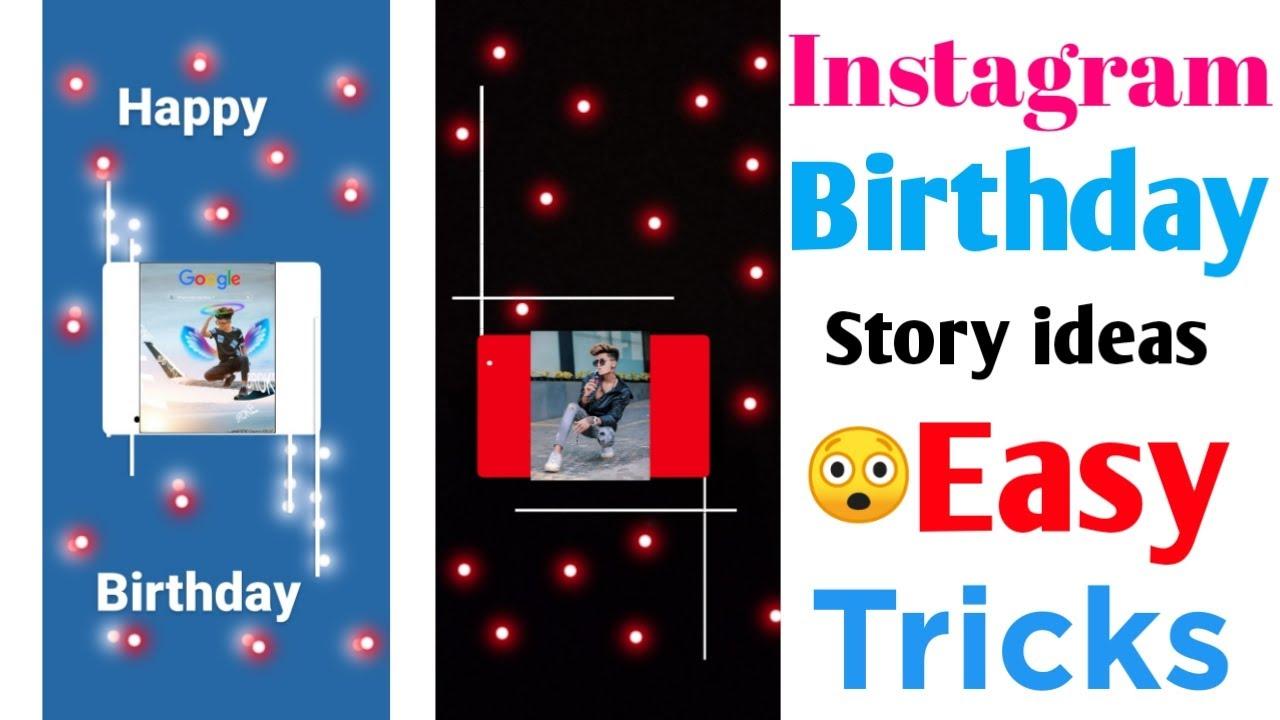 Instagram story ideas   instagram story ideas birthday   instagram ...