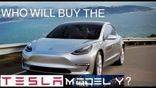 WHO Will Buy the Tesla Model Y?