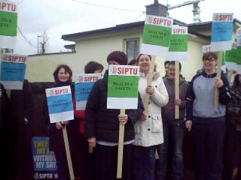 Bon Secours Hospital Galway practice 'picket'