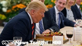 All The Unpresidential Ways Trump Celebrated His Birthday Before Becoming President (HBO)