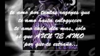 Aun Te Amo  Kudai   ﻉ√٥ﺎ