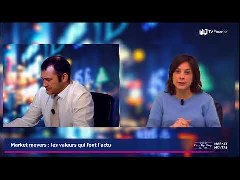 Market movers : Edenred, Thalès, Vicat et Suez