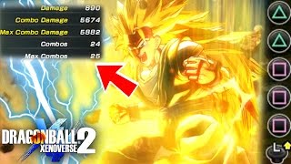 Dragon Ball Xenoverse 2 | New TRAINING MODE GAMEPLAY! (OFFICIAL SUPER SAIYAN POWER BOOSTS!)