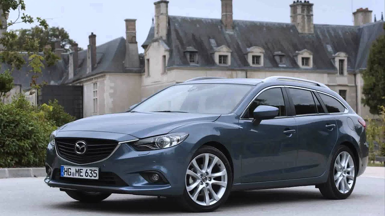 Mazda 6 station wagon for sale