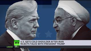 Trumps Art of the Deal: Iran rejects talks with Washington, Turkey boycotts US electronic products