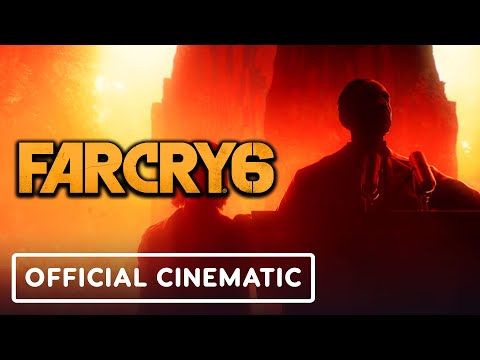 Far Cry 6 - Official Title Sequence Cinematic Trailer   Ubisoft Forward