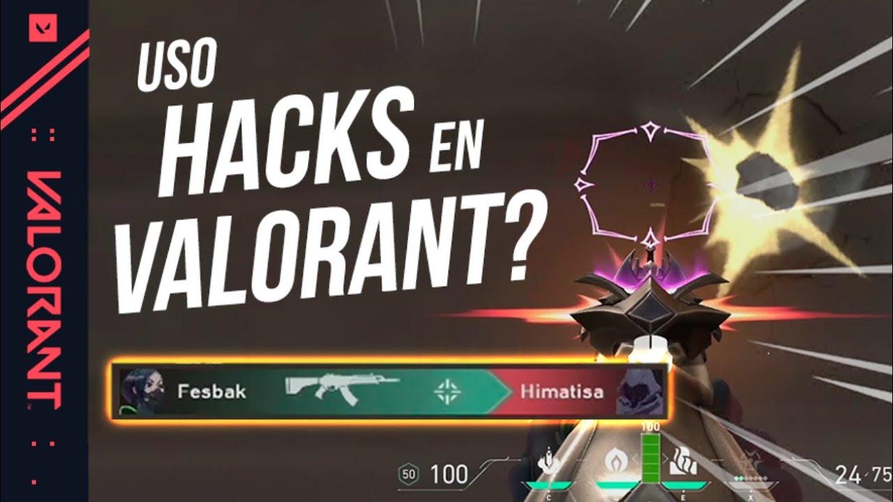 VALORANT ME ACUSAN DE HACKS POR ESTE CLIP
