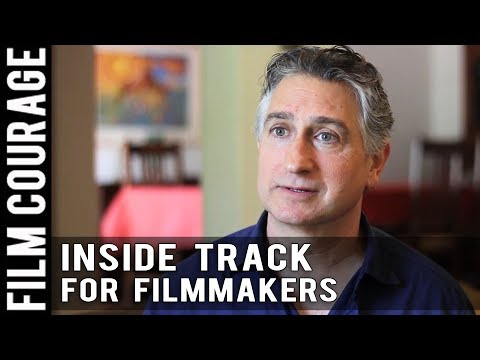 Inside Track For Independent Filmmakers - Adam Leipzig [FULL INTERVIEW]