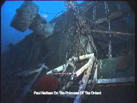 Paul Neilsen Dives The Princess Of The Orient