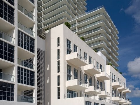 Sold nyc style duplex loft in midtown miami condo for for Nyc duplex for sale