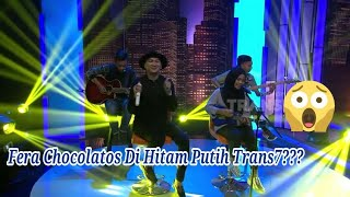 Download lagu [SUBSCRIBE] Fera Chocolatos di Hitam Putih Trans7 Ft Anji Dia
