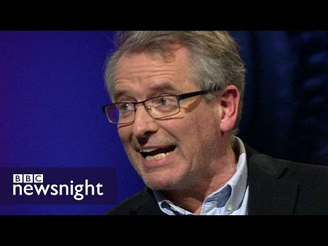 Should Culture Secretary John Whittingdale go? - BBC Newsnight