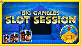 MULTIPLE BONUSES !!! AND BIG GAMBLES !!! ARCADE SLOT SESSION !!!