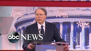 NRA says schools should have more armed guards