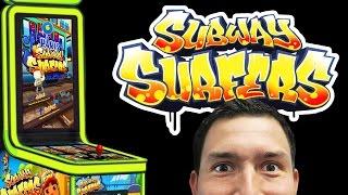Subway Surfers - Arcade Ticket Game