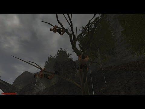 Готика 2: Ужас Кладбища Начало [#1]