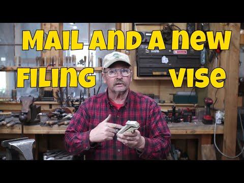 New filing vise, updates and plans - vlog June 5