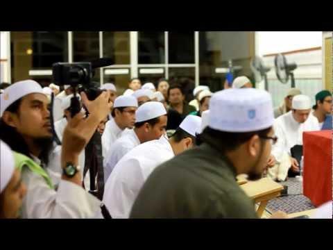 Darul Murtadza (Ahbabul Habib) Qasidah Qad Kafani [Allahu Allah]