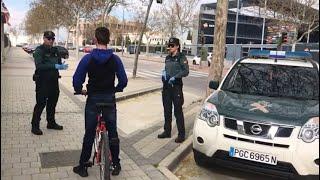 Guardia Civil aconseja a los ciudadanos que se queden en casa