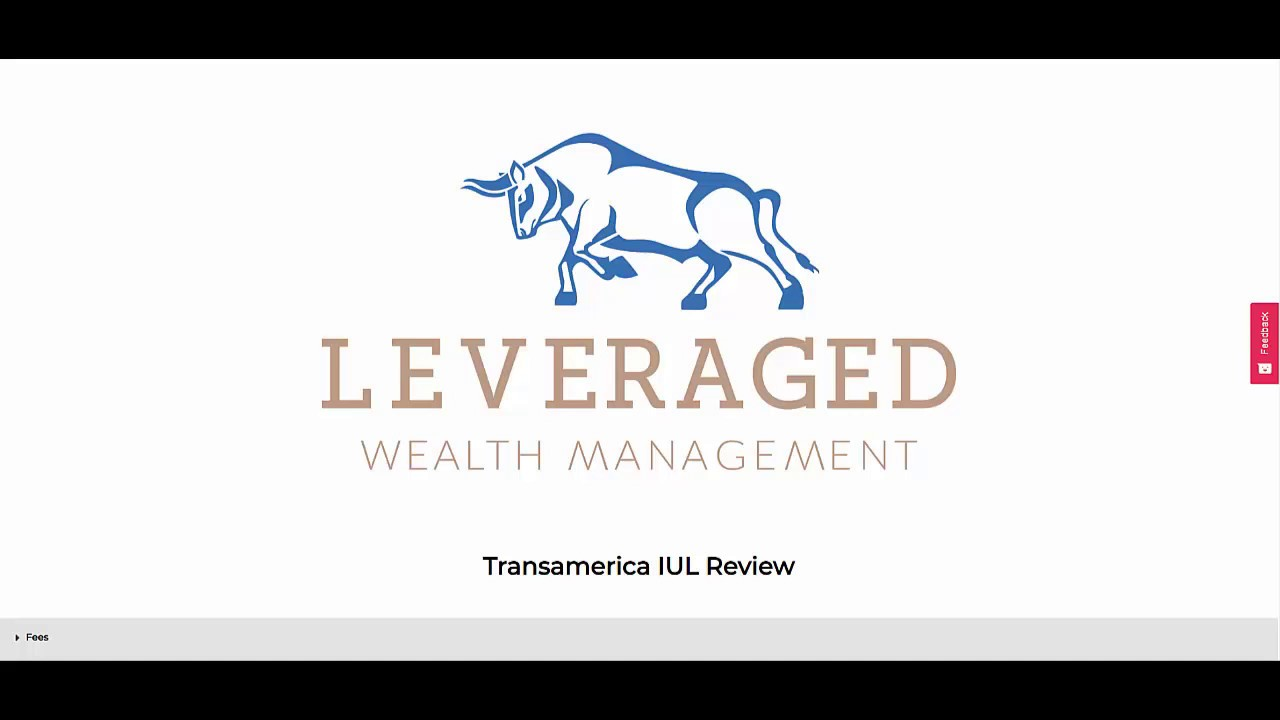 Transamerica (indexed universal life) IUL Product Review ...