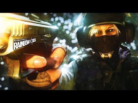 OLYMPIC Deathwatch - HOSTAGE RESCUE!! Rainbow Six: Siege