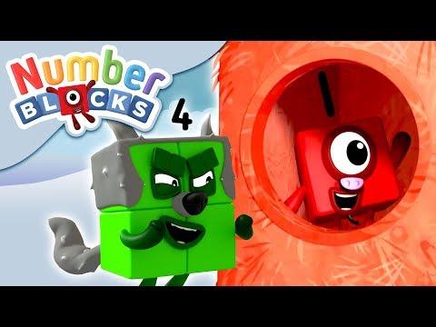 Numberblocks - Three