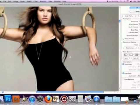 photoshop-tutorial:-virtual-weight-loss