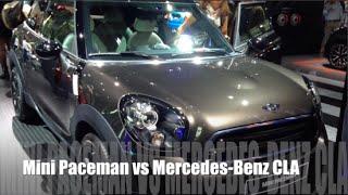 Mini Paceman 2015 Videos