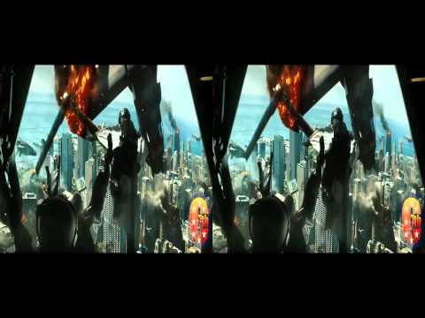 Transformers  Dark of the Moon (3D Video)