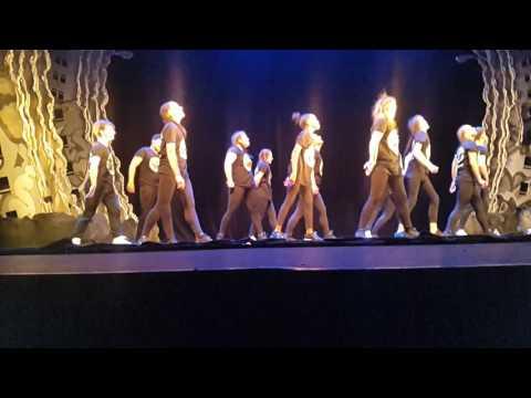 Emily Edwards & zoonation curtain raiser crew Manchester 2016