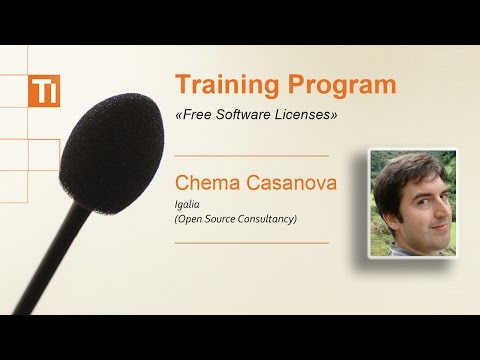 Training Program: «Free Software Licenses»