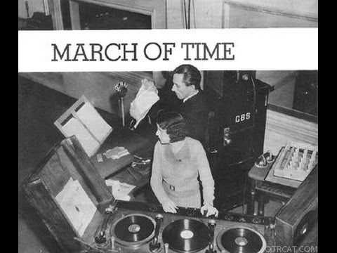 Radio Broadcasting 1948 March of Time