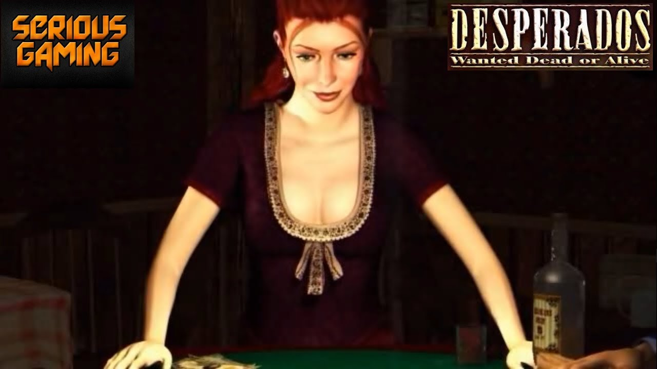 Desperados Wanted Dead Or Alive Walkthrough Part 3 Kate O Hara High Stakes Mission Youtube