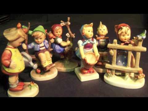 Sell Your Hummel Figurine Collection? Have Over 15 Hummels To Hundreds Of Hummels?