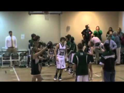 Silverdale Baptist Academy Basketball Intro