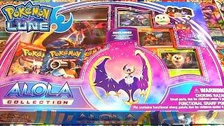 Ouverture du Coffret Pokémon LUNALA GX ! MON LEGENDAIRE FAVORIS !(, 2016-12-20T15:30:01.000Z)