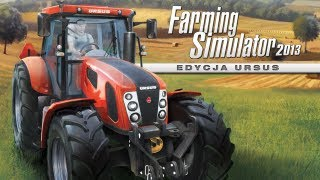 Farming Simulator 2013 - ❤ Dodatek Ursus ❤ ٩(̾●̮̮̃̾•̃̾)۶