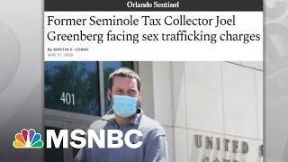 The Even Weirder Backstory Behind Bizarre Gaetz Sex Trafficking Investigation Story   Rachel Maddow