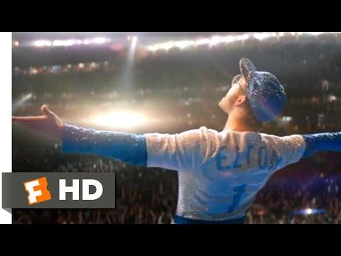 Rocketman (2019) - Rocket Man Scene (7/10) | Movieclips