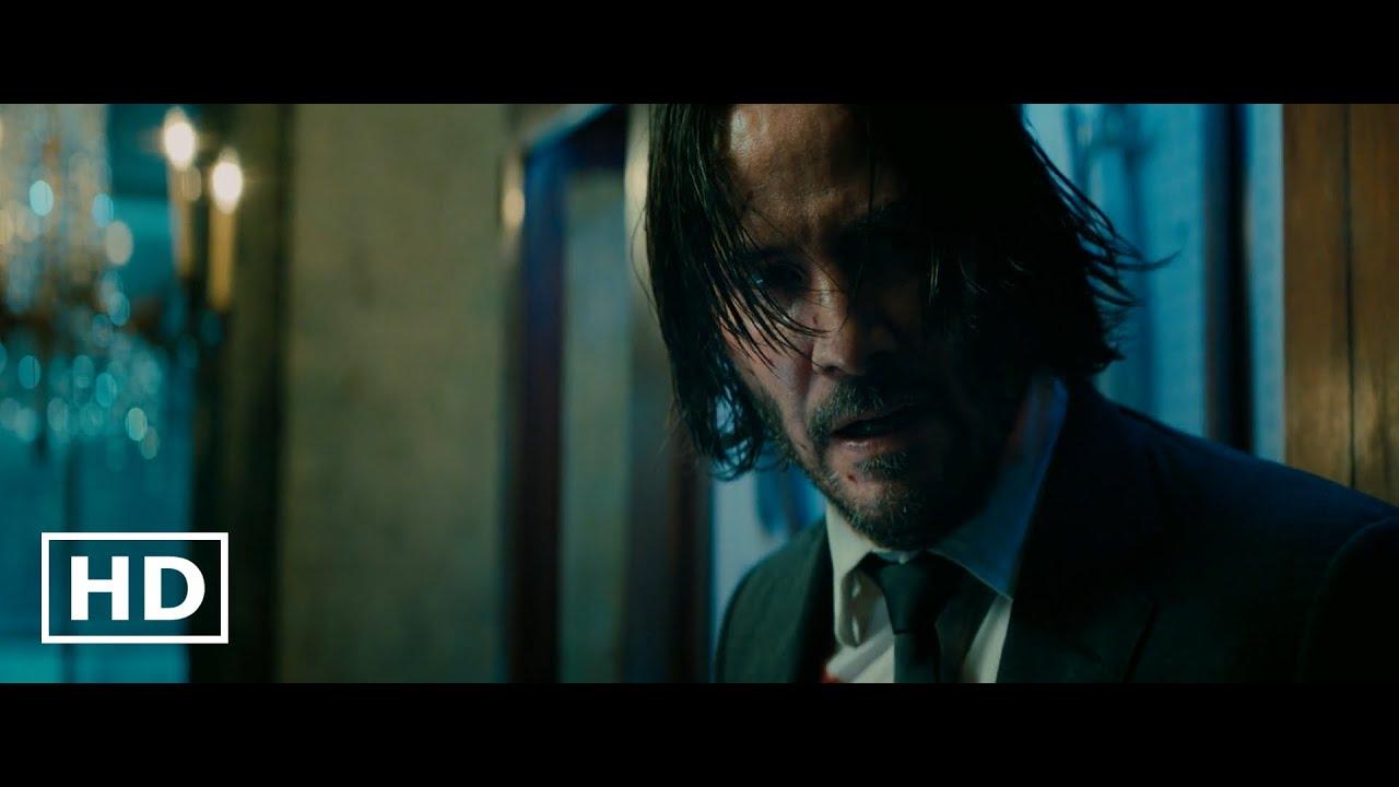 Download John Wick : Chapter 3 (2019)/Fight Scene Inside The Armory(HD)