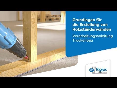 grundlagen-für-die-erstellung-von-holzständerwänden-mit-rigips-|-verarbeitungsanleitung-trockenbau