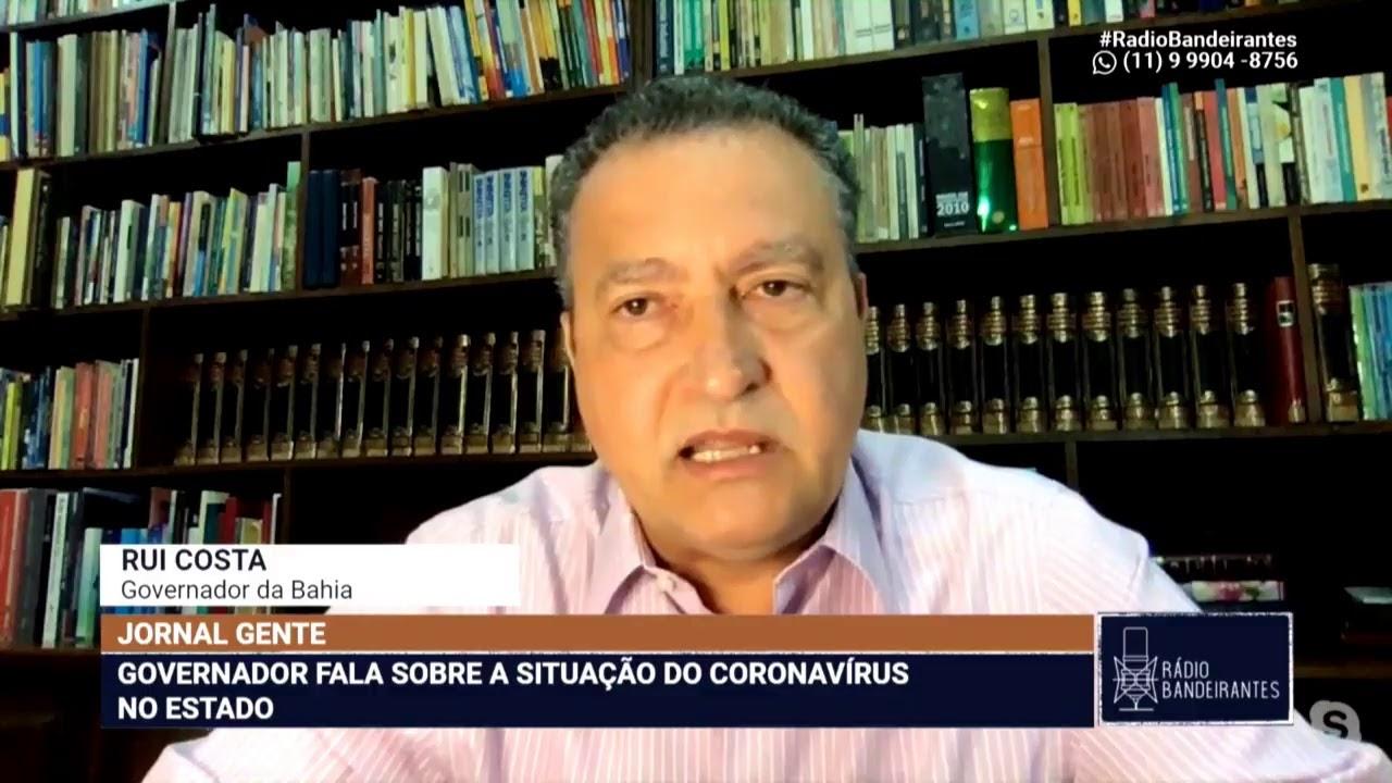 Bahia Notícias / Notícia / Rui Costa defende CPMF como forma de ...